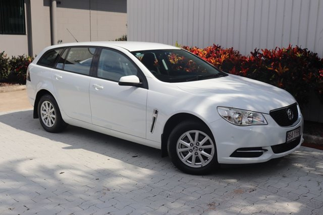 Used Holden Commodore Evoke Sportwagon, Cairns, 2014 Holden Commodore Evoke Sportwagon Wagon