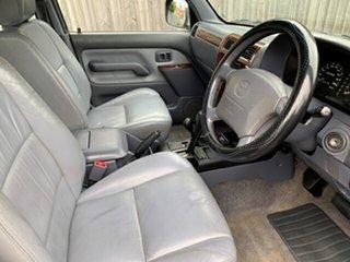 1998 Toyota Landcruiser Prado Grande VX (4x4) Wagon.