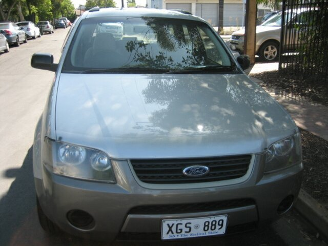 Used Ford Territory TX (4x4), Prospect, 2005 Ford Territory TX (4x4) Wagon