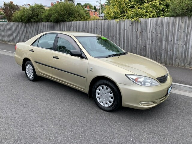 Used Toyota Camry Altise, North Hobart, 2003 Toyota Camry Altise Sedan