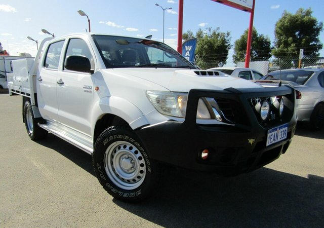 Used Toyota Hilux SR Double Cab, Bellevue, 2012 Toyota Hilux SR Double Cab Utility