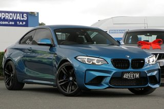 2017 BMW M2 D-CT Coupe.