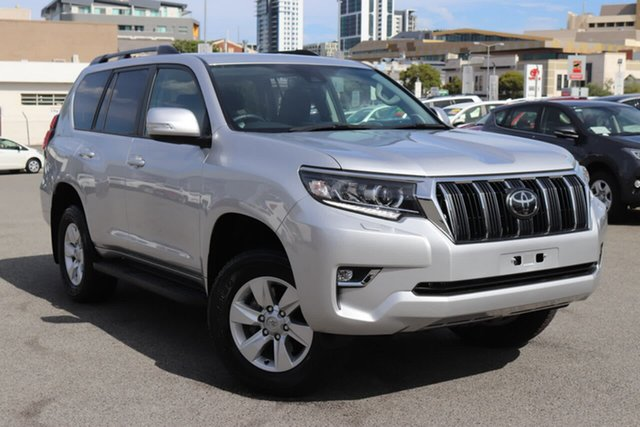 Used Toyota Landcruiser Prado GXL, Northbridge, 2018 Toyota Landcruiser Prado GXL Wagon