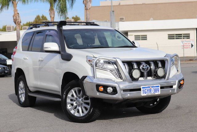 Used Toyota Landcruiser Prado VX, Northbridge, 2016 Toyota Landcruiser Prado VX Wagon