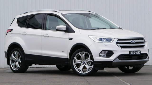 Used Ford Escape Titanium (AWD) (5 Yr), Sebastopol, 2018 Ford Escape Titanium (AWD) (5 Yr) Wagon