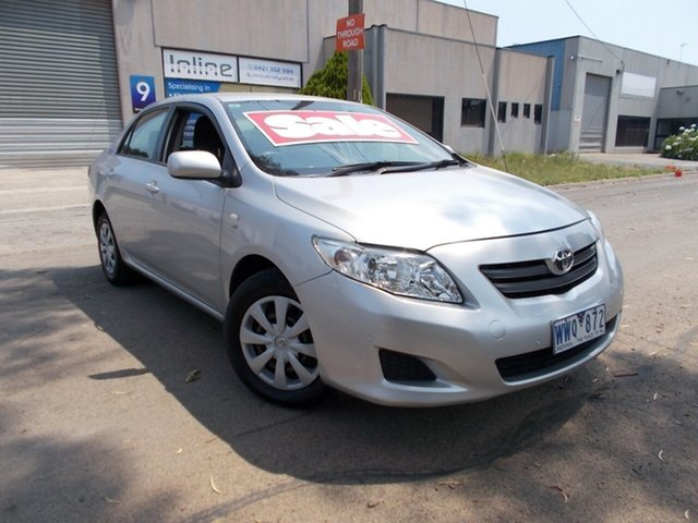 Used Toyota Corolla Ascent, Bayswater, 2008 Toyota Corolla Ascent Sedan