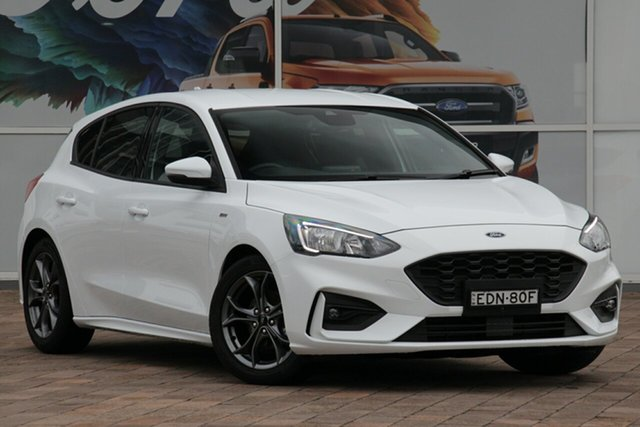 Discounted Used Ford Focus ST-Line, Warwick Farm, 2019 Ford Focus ST-Line Hatchback