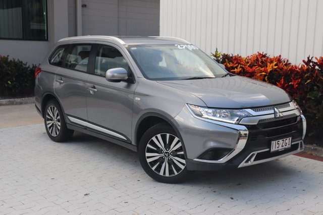 Used Mitsubishi Outlander ES AWD, Cairns, 2019 Mitsubishi Outlander ES AWD Wagon