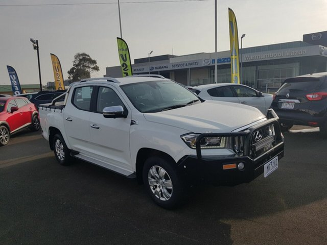 Used LDV T60, Warrnambool East, 2018 LDV T60 Utility