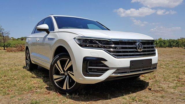 New Volkswagen Touareg 190TDI Tiptronic 4MOTION Premium, Tanunda, 2019 Volkswagen Touareg 190TDI Tiptronic 4MOTION Premium Wagon