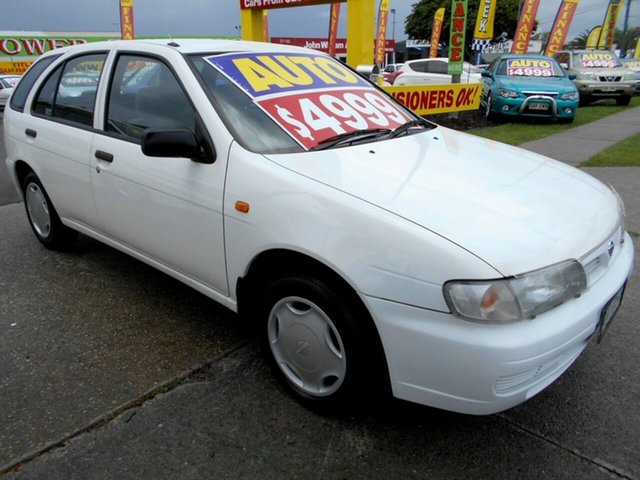 Used Nissan Pulsar LX, Slacks Creek, 1997 Nissan Pulsar LX Hatchback