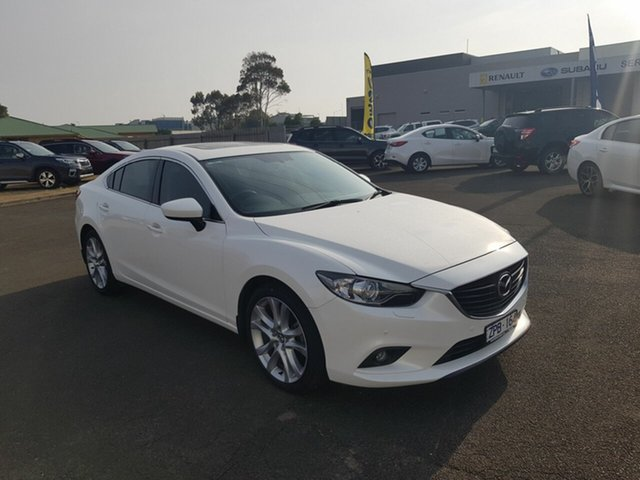 Used Mazda 6, Warrnambool East, 2013 Mazda 6 Sedan