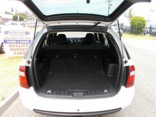 2009 Ford Territory Wagon.
