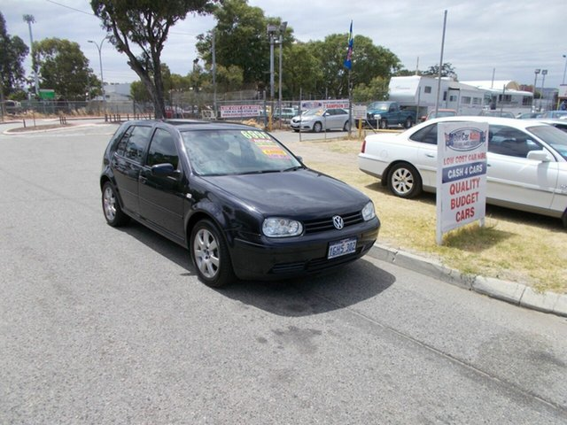 Discounted Used Volkswagen Golf, Maddington, 2004 Volkswagen Golf Hatchback