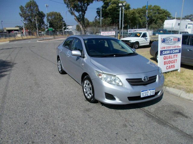 Discounted Used Toyota Corolla, Maddington, 2007 Toyota Corolla Sedan