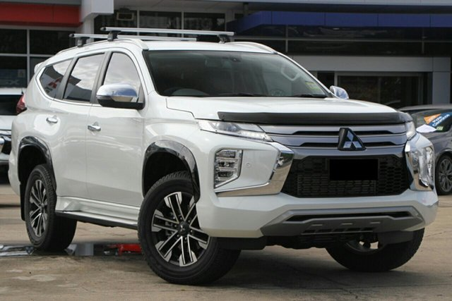 Demonstrator, Demo, Near New Mitsubishi Pajero Sport Exceed, Bowen Hills, 2019 Mitsubishi Pajero Sport Exceed Wagon