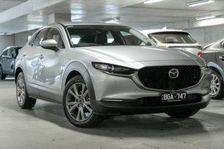 Demonstrator, Demo, Near New Mazda CX-30 G25 Touring (FWD), Mulgrave, 2020 Mazda CX-30 G25 Touring (FWD) CX-30A Wagon