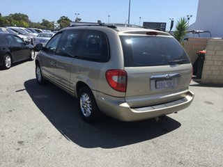 2002 Chrysler Grand Voyager Limited Wagon.