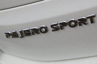 2019 Mitsubishi Pajero Sport Exceed Wagon.