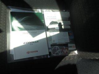 2011 Toyota Corolla Ascent Sedan.