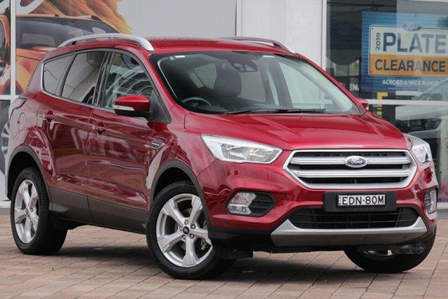 Discounted Used Ford Escape Trend 2WD, Warwick Farm, 2019 Ford Escape Trend 2WD SUV