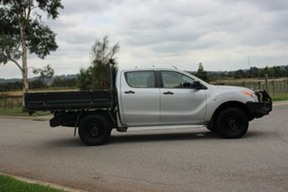 2012 Mazda BT-50 XT Cab Chassis.