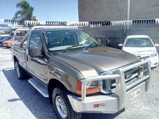 2001 Ford F250 XLT (4x4) Pickup.