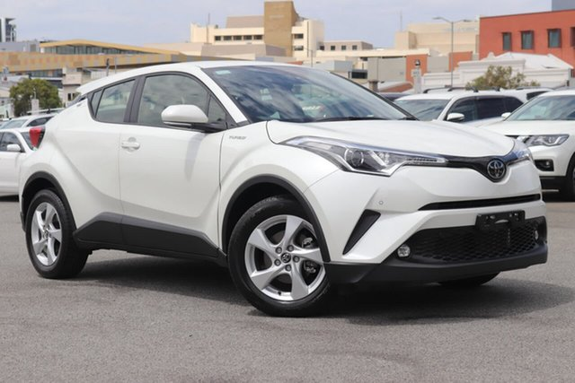 Used Toyota C-HR S-CVT 2WD, Northbridge, 2018 Toyota C-HR S-CVT 2WD Wagon