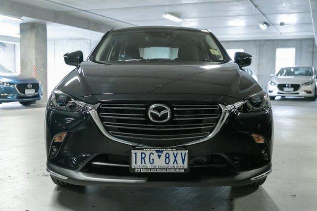 Demonstrator, Demo, Near New Mazda CX-3 S Touring (FWD), Mulgrave, 2019 Mazda CX-3 S Touring (FWD) DK MY19 Wagon