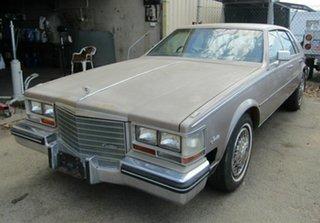 1984 Cadillac Seville Sedan.