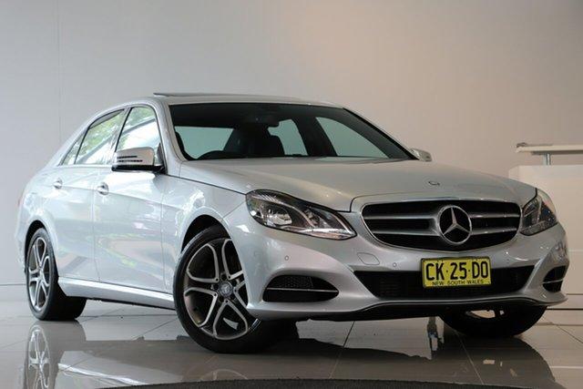 Used Mercedes-Benz E-Class E200 7G-Tronic +, Artarmon, 2015 Mercedes-Benz E-Class E200 7G-Tronic + Sedan