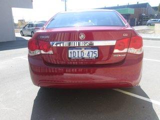 2010 Holden Cruze CD Turbo Sedan.
