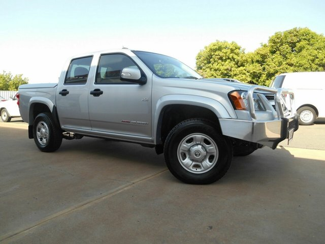 Used Holden Colorado LX 4x4, Mount Isa, 2009 Holden Colorado LX 4x4 RC Dual Cab