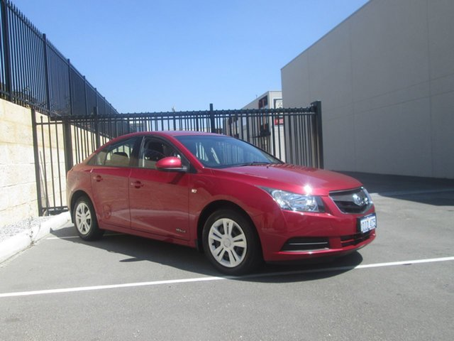 Used Holden Cruze CD Turbo, O'Connor, 2010 Holden Cruze CD Turbo Sedan