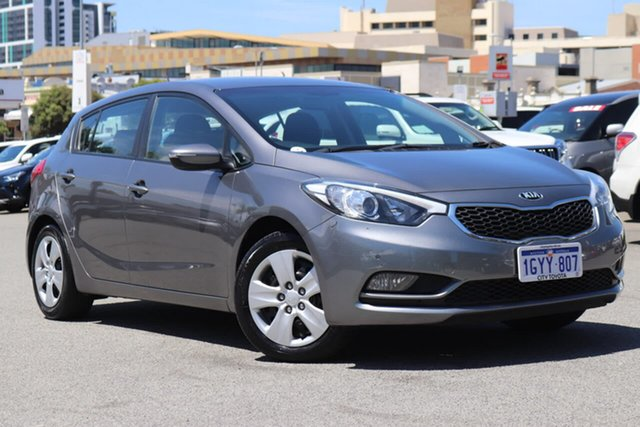 Used Kia Cerato S, Northbridge, 2014 Kia Cerato S Hatchback