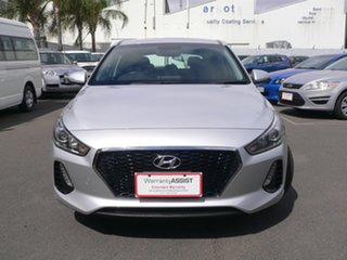 2018 Hyundai i30 Active Hatchback.