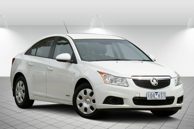 Used Holden Cruze CD, Oakleigh, 2012 Holden Cruze CD Sedan