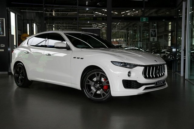 Used Maserati Levante Q4, North Melbourne, 2019 Maserati Levante Q4 Wagon