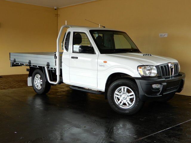 Used Mahindra Pik-Up, Toowoomba, 2016 Mahindra Pik-Up Cab Chassis