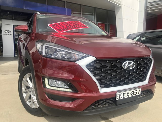Demonstrator, Demo, Near New Hyundai Tucson Active, Cardiff, 2019 Hyundai Tucson Active SUV