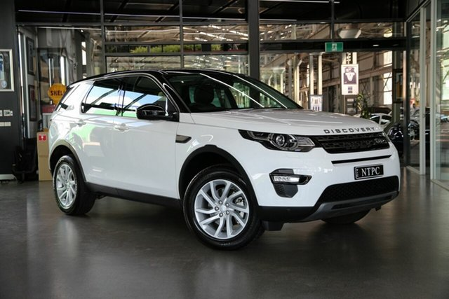 Used Land Rover Discovery Sport TD4 132kW SE, North Melbourne, 2018 Land Rover Discovery Sport TD4 132kW SE Wagon