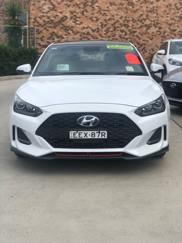 Demonstrator, Demo, Near New Hyundai Veloster, Cardiff, 2019 Hyundai Veloster Coupe