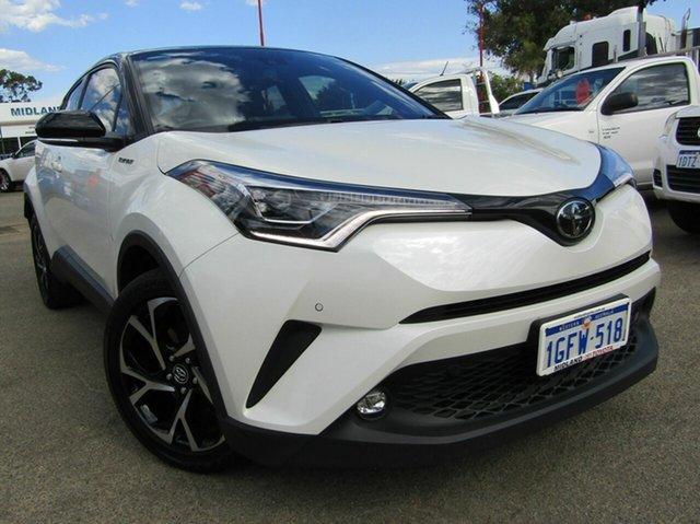 Used Toyota C-HR Koba S-CVT 2WD, Bellevue, 2017 Toyota C-HR Koba S-CVT 2WD Wagon