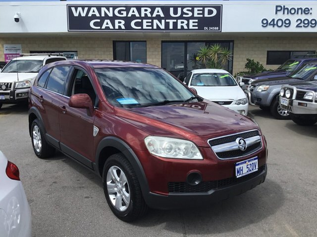 Used Holden Captiva SX (4x4), Wangara, 2007 Holden Captiva SX (4x4) Wagon