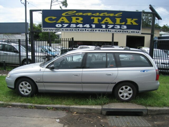 Used Holden Commodore Olympic Edition, Nambour, 1999 Holden Commodore Olympic Edition Wagon