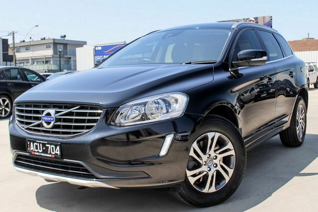 Used Volvo XC60 T5 Geartronic Kinetic, Coburg North, 2014 Volvo XC60 T5 Geartronic Kinetic Wagon