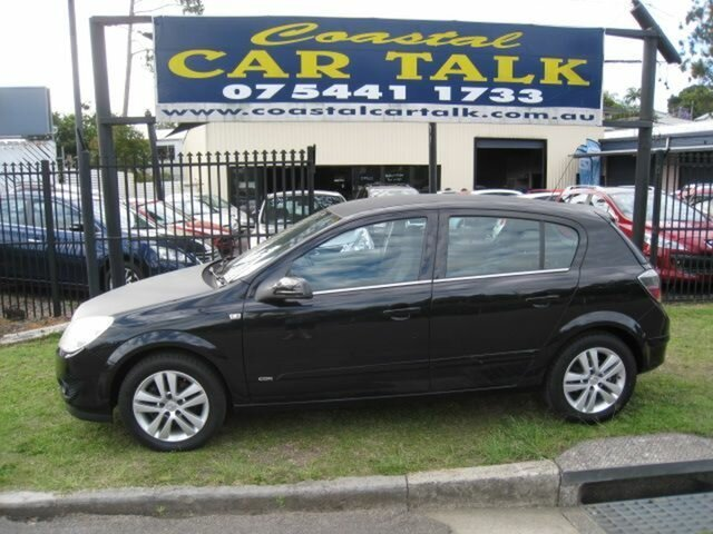Used Holden Astra CDX, Nambour, 2007 Holden Astra CDX Hatchback