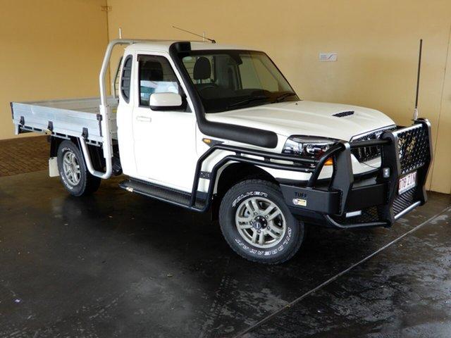Used Mahindra Pik-Up, Toowoomba, 2017 Mahindra Pik-Up Cab Chassis