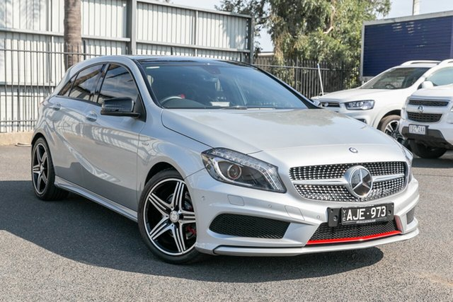 Used Mercedes-Benz A-Class A250 D-CT Sport, Oakleigh, 2013 Mercedes-Benz A-Class A250 D-CT Sport W176 Hatchback