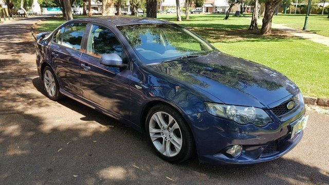 Used Ford Falcon XR6, Prospect, 2008 Ford Falcon XR6 Sedan
